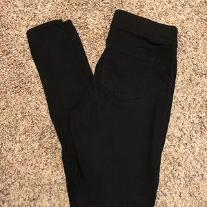 Old navy jean legging 12 Tall elastic band waist.